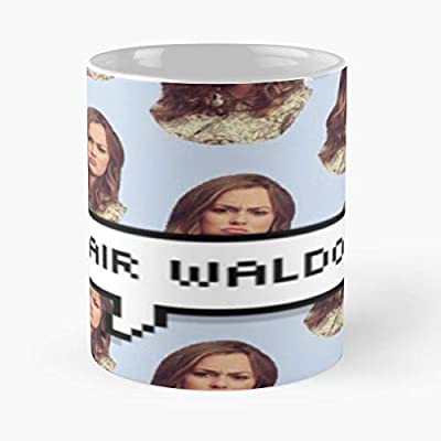 Blair Waldorf Gossip Girl Serena Vanderwoodsen Xoxo - Coffee Mug-11 Oz,white Unique Birthday Gift-the Best Gift For Holidays.