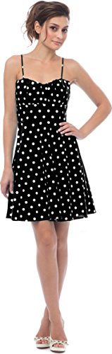 50s-Retro-Rockabilly-Polkadot-Dress-Sundress