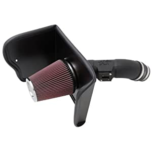 K&N Performance Cold Air Intake Kit 63-9036 with Lifetime Filter for Toyota Tundra 5.7L V8