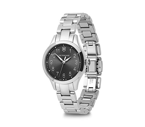 Victorinox Alliance XS Quartz Black Dial Ladies Watch 241839