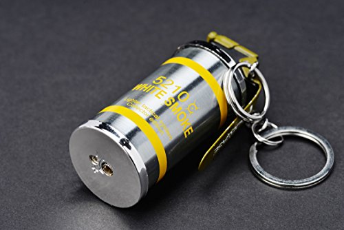 fadecase Lighter Replica - Real csgo Grenade Mechero Skin Counter Strike Global Offensive (Smoke)
