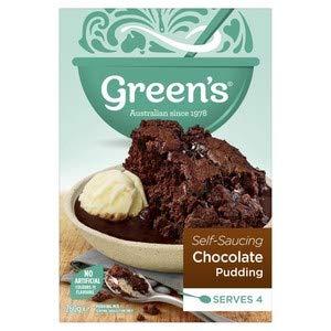 Green's Chocolate Self-Saucing Pudding 260g.