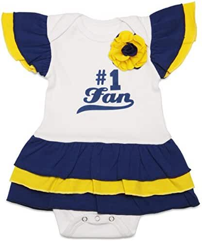 # 1 Fan Onesie Dress