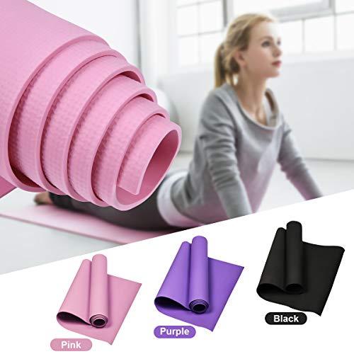 🥇 Wasafire Esterilla Yoga