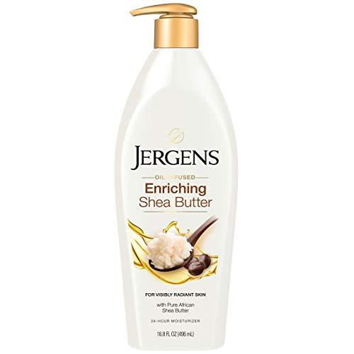 Jergens Shea Butter Deep Conditioning Moisturizer, 16.8 Fluid Ounce