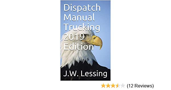 Dispatch Manual Trucking 2019 Edition