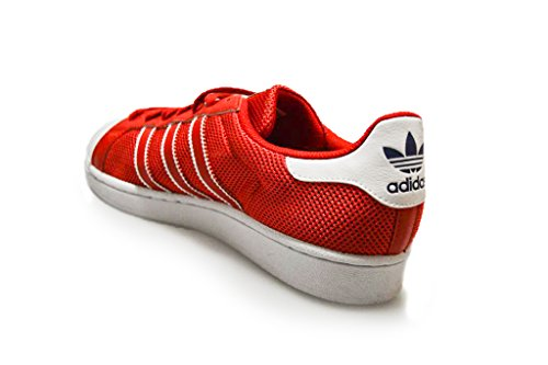 Adidas Originals Mænds Superstjerne FunDamet Afslappet Sneaker LUMTw