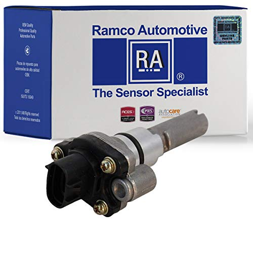 - Ramco Automotive, Vehicle Speed Sensor, Compatible with Wells SU5634 SU1262, Standard Motor Products SC149 (RA-SS1015)