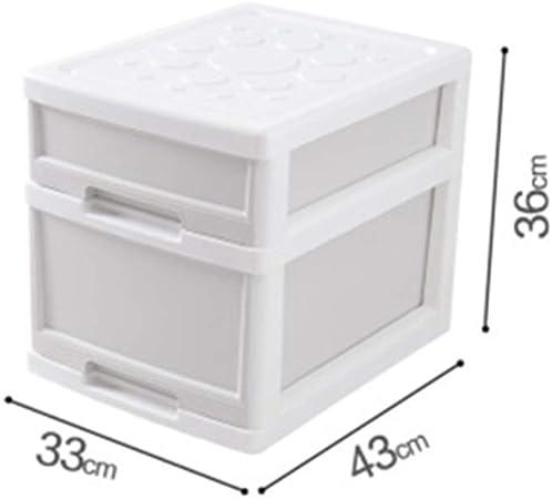 Caja de almacenamiento de la ropa interior Ropa interior de gran almacenamiento caja del cajón de plástico Armario Caja de almacenamiento for almacenar la ropa interior calcetines multicolor opcional: Amazon.es: Hogar