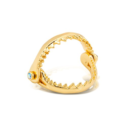 Disney Couture Little Mermaid Ariel Shark Tooth Ring (7)