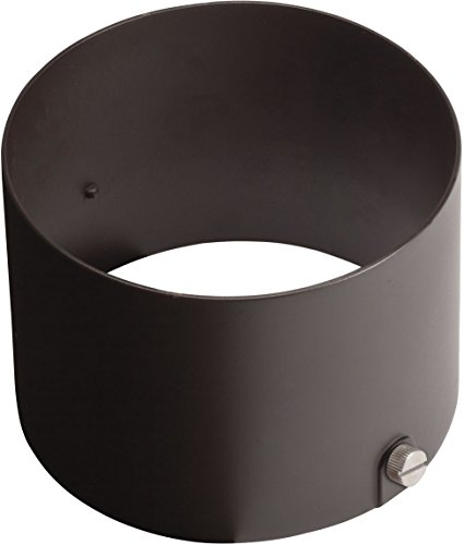 (Kichler 16063BBR Accessory 360 Cowl for 8 LED Radiax, Bronzed Brass)