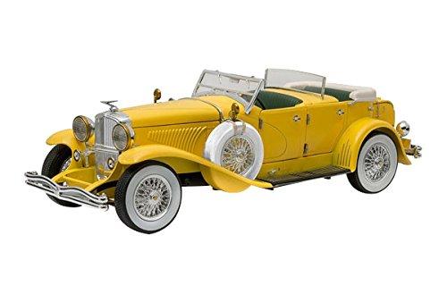 GreenLight The Great Gatsby (2013) - Duesenberg II SJ (1:18 Scale) Die-cast Vehicle, - Gatsby Usa