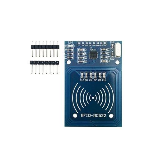 QX Electronics 1 unidad RFID 13,56 MHz RC522 antena RF módulo ...