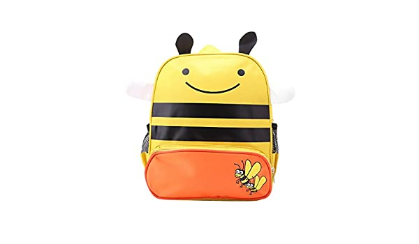 Amazon.com | Onpiece 3D Cute Animal Design Cartoon Backpack, Beee | Kids Backpacks