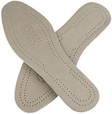 Supvox Einlegesohlen Milder Plattfuß Orthetische Einlagen Komfort Arch Unterstützung o Typ Beikorrekt schuhpolster Bein orthopädische