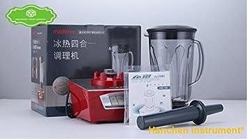 Commerical Home automático multifuncional exprimidor Extractor de jugo de soja Panificadora (220 V)
