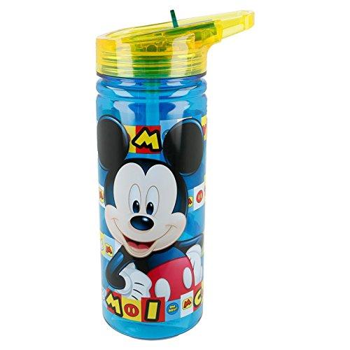 Stor Botella TRITAN 580 ML. Mickey Mouse Icons: Amazon.es: Juguetes y juegos