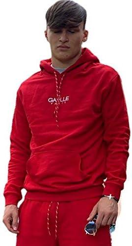 Gaelle Paris Gbu2648 Sweat à capuche Homme Red