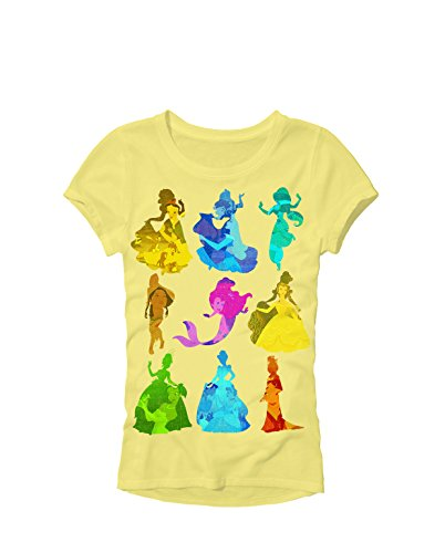 Disney Princess Collection Disneyland World Adult, Pale Yellow, Size Large (Disney Sonnenbrille)