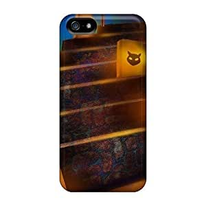 High Impact Dirt/shock Proof Cases Covers For Iphone 5/5s (halloween Decoration)