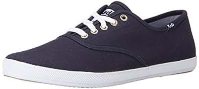 Keds Men's Champion Original Canvas Sneaker,Navy,8 M