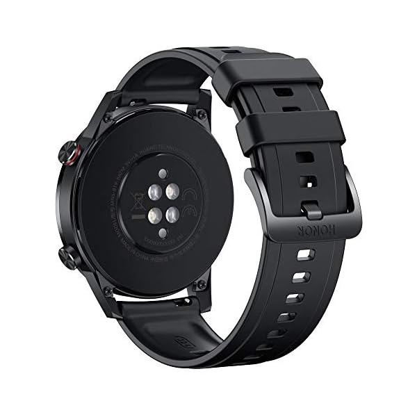 HONOR Smartwatch Magic Watch 2 46mm, 14 Giorni In Standby, con Cardiofrequenzimetro, Modalità Di Esercizio, GPS, Fitness… 4