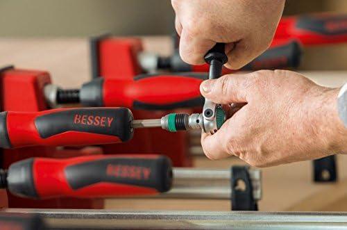 "Bessey K-Body REVO Parallel Steel Clamp 24/"" bar 2/"" Jaw Width Max KRE3524"