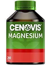 Cenovis Magnesium Tablets - Supports bone health and healthy muscle contraction