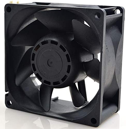 FOR Sanyo 9G0824H1E03 8038 24V 0.42A 3 Wire Cooling Fan