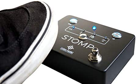 STOMP Controller Coda Music Technologies product image
