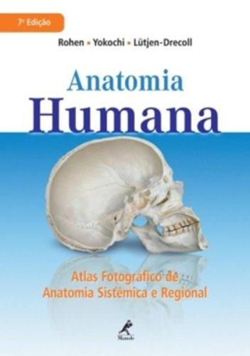Anatomia Humana. Atlas Fotográfico de Anatomia Sistêmica Regional