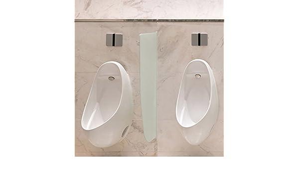 avergüenza pared, WC Urinario separador, bidé Baños de separador separador Vidrio Variante B: Amazon.es: Industria, empresas y ciencia