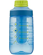 Rubbermaid 2000957 Leak-Proof Chug Kids Water Bottle, Blue Ice Stick, Skinny Arrowsd