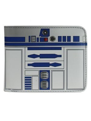 Star Wars R2-D2 Bi-Folding Boxed Wallet