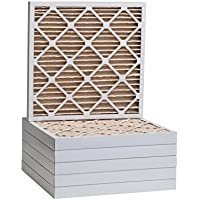 24x25x2 Premium MERV 11 Air Filter/Furnace Filter Replacement