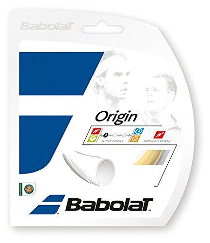 Best Synthetic Gut String (Origin Tennis String Natural 17G)