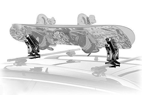 Rooftop Ski Racks (Thule 575 Snowboard Carrier Rooftop Rack)