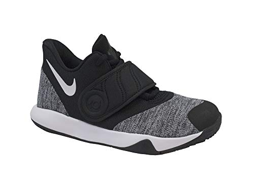 KD Trey 5 VI Basketball Shoes (2, Black/White) ()