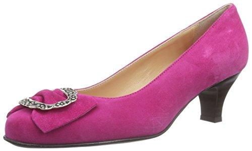 fucsia Talons À Pink Chaussures Diavolezza Rose Du Avant Camelia Femme Pieds Couvert Oq7ttPw