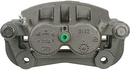 Cardone 19-683 Remanufactured Import Friction Ready Unloaded Brake Caliper