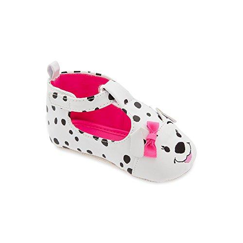 Disney 101 Dalmatians Crib Shoes for Baby,Multi,12-18 MO -