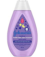 Johnson's Baby bedtime bubble bath, baby wash and cleanser, 400ml