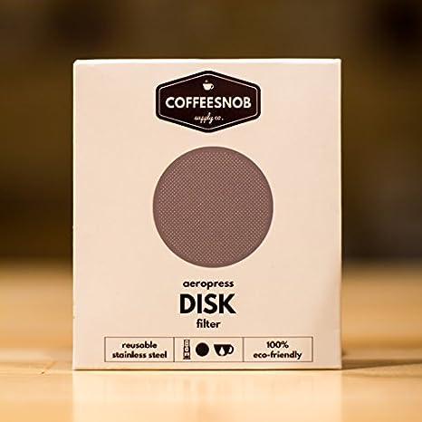 Aeropress Caffè /& Espresso Maker leggero /& portatile