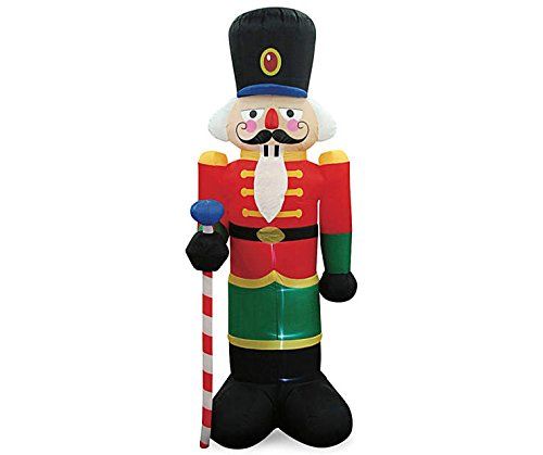 Outdoor Light Up Nutcrackers in US - 9