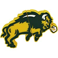 North Dakota State Bison Shape USB 3.0 True Flash 16GB