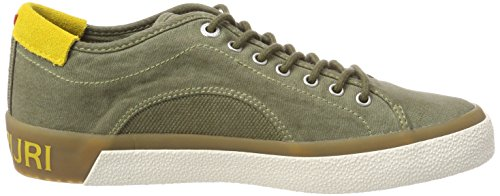 Napapijri Footwear Herren Jakob Sneaker Grün (kaki)
