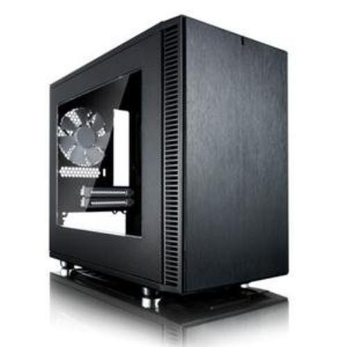 Fractal Design Cases FD-CA-DEF-NANO-S-BK by Fractal Design