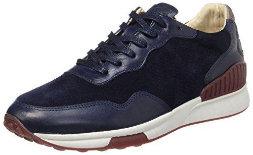 Marc OPolo 70723733501301, Sneaker Uomo Blu (Navy)