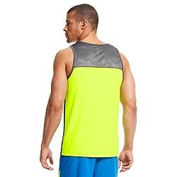 Men's coldblack® Run Singlet