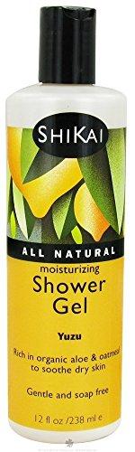 Shikai - Daily Moisturizing Shower Gel, Rich in Aloe Vera &